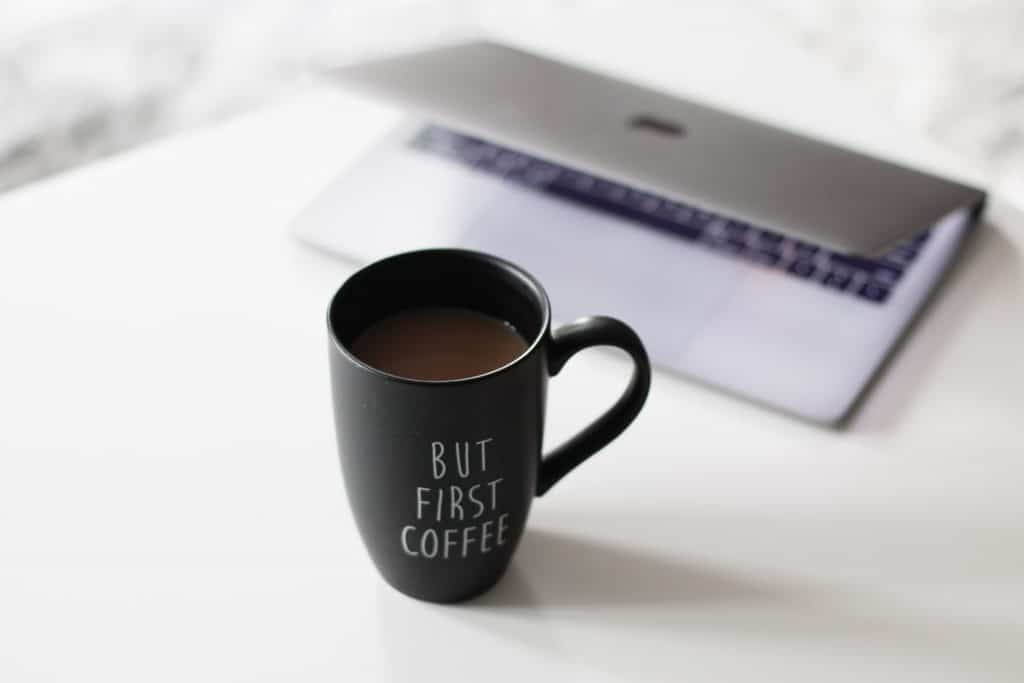 Office Coffee Mug | Photo by Kevin Bhagat on Unsplash