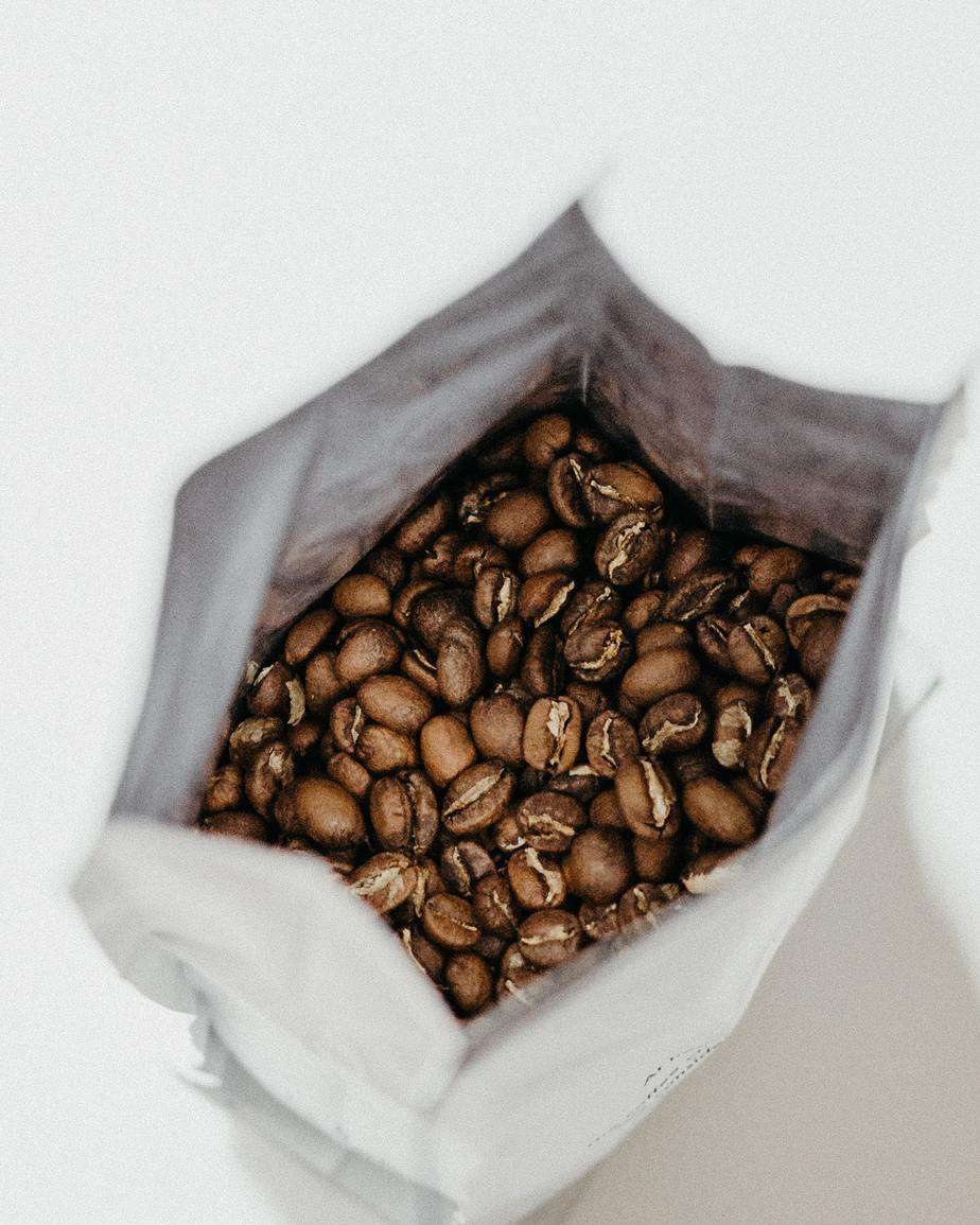 coffee bags | Photo by Nadia Valko on Unsplash