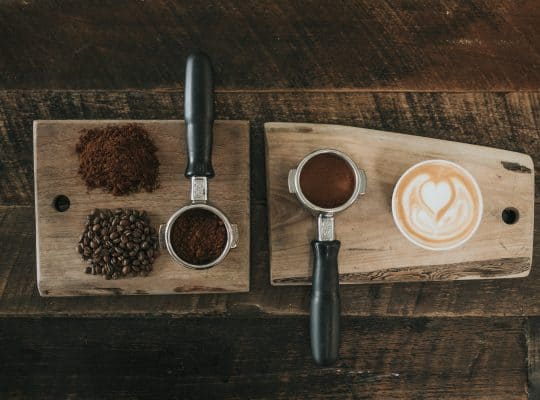 How much Caffeine is there in Coffee